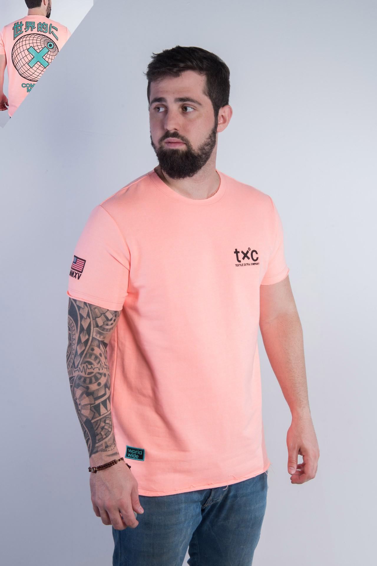 Camiseta TXC Brand 19118