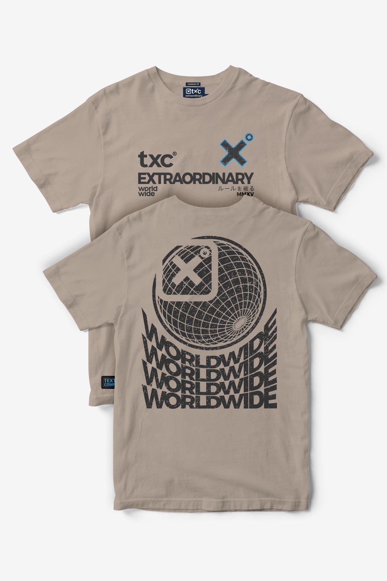 Camiseta TXC Brand 19135