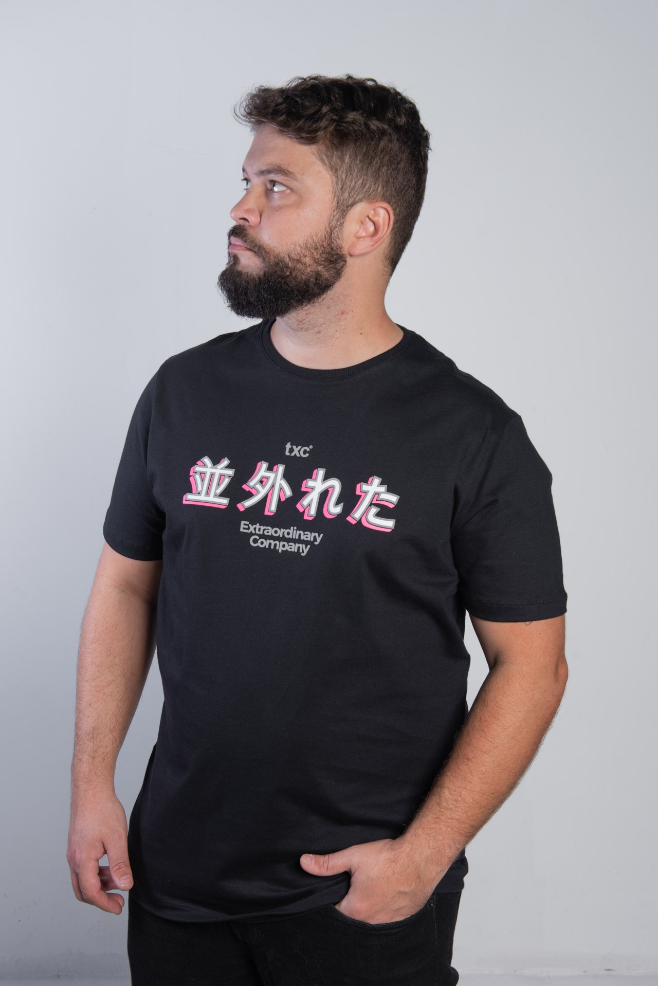 Camiseta TXC Brand 19137