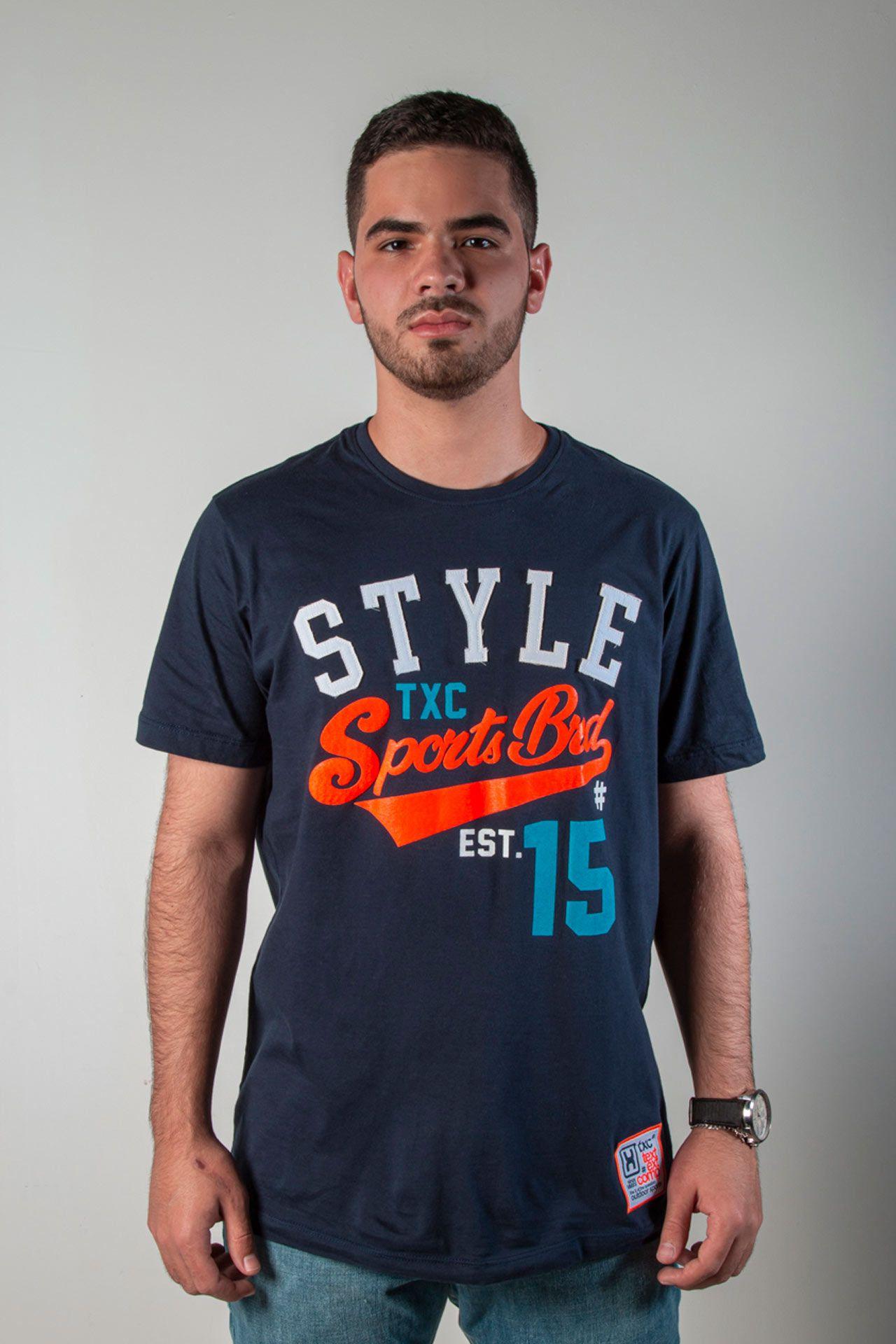 Camiseta TXC Brand 1914