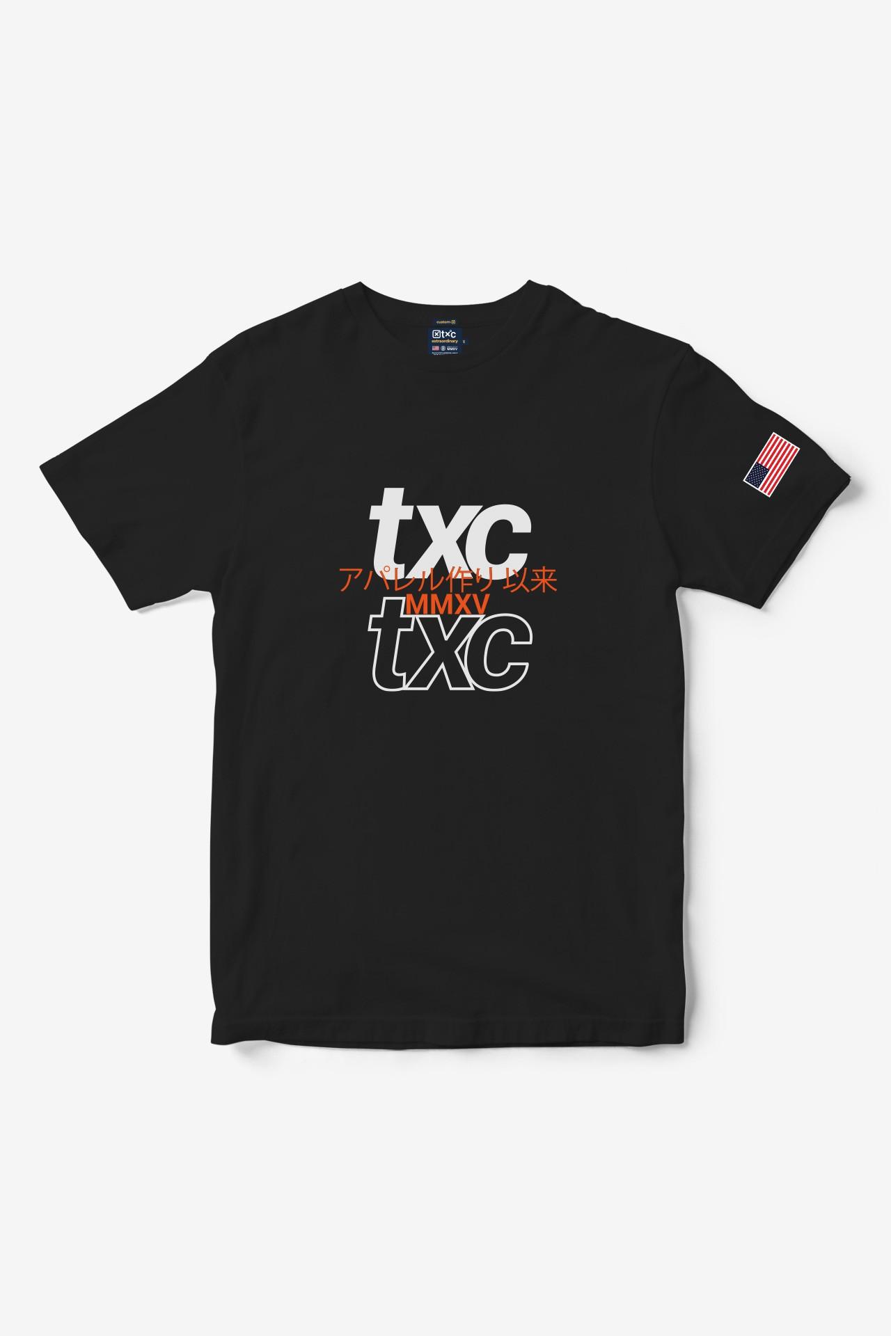 Camiseta TXC Brand 19207
