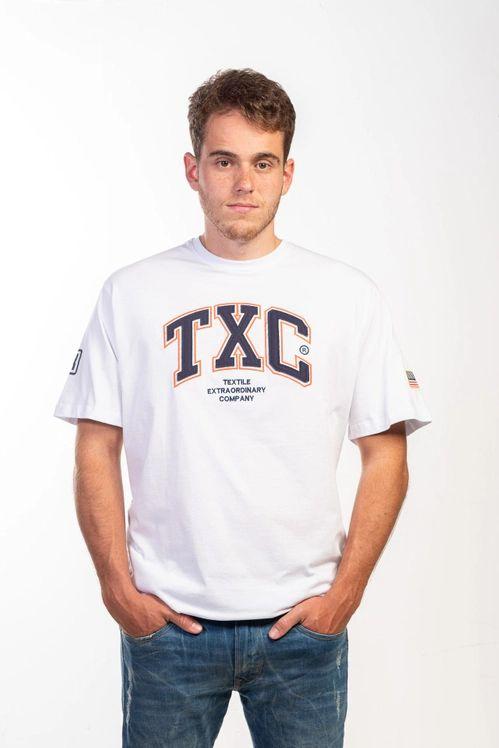 Camiseta TXC Brand Plus Size 19222