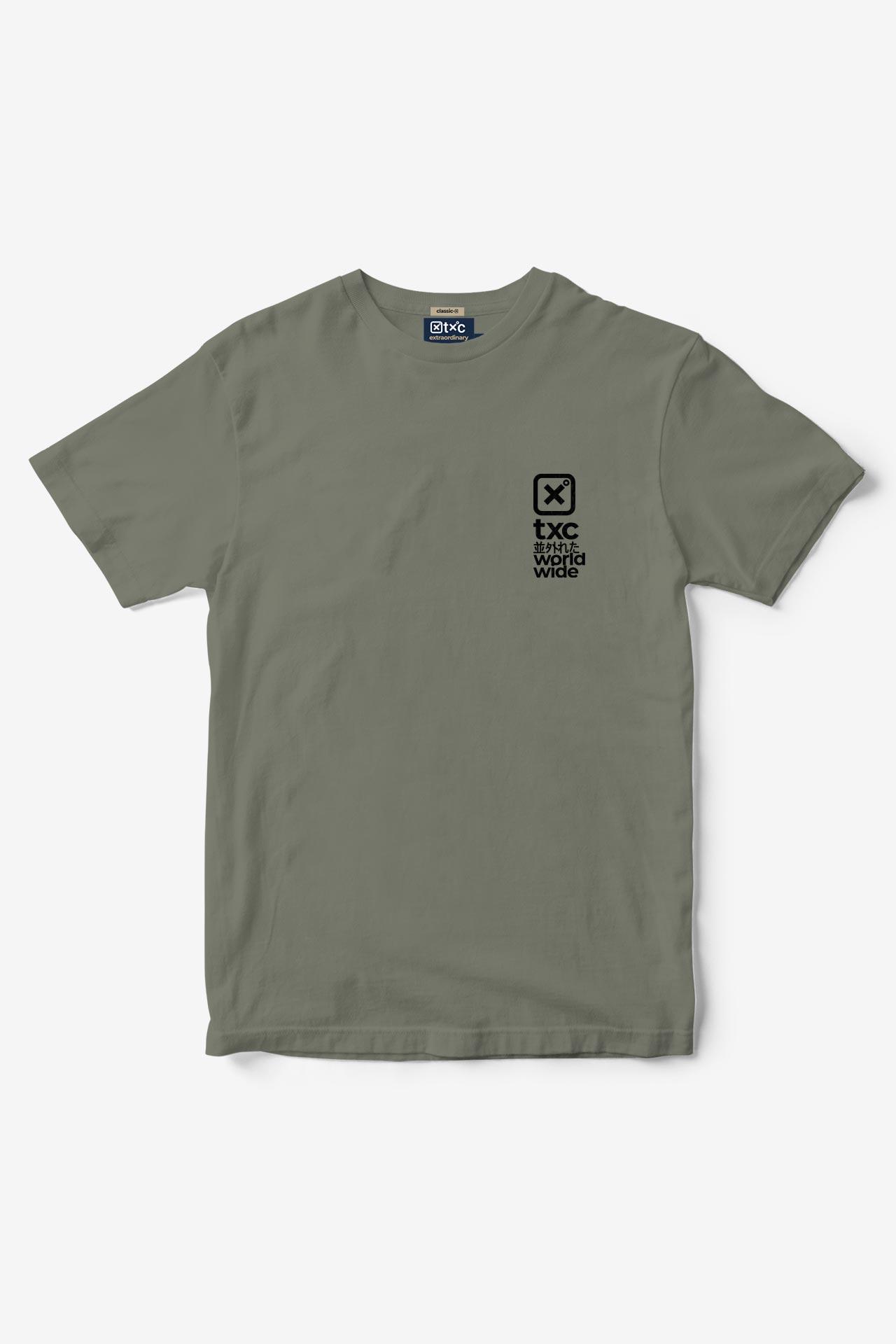 Camiseta TXC Brand 19279