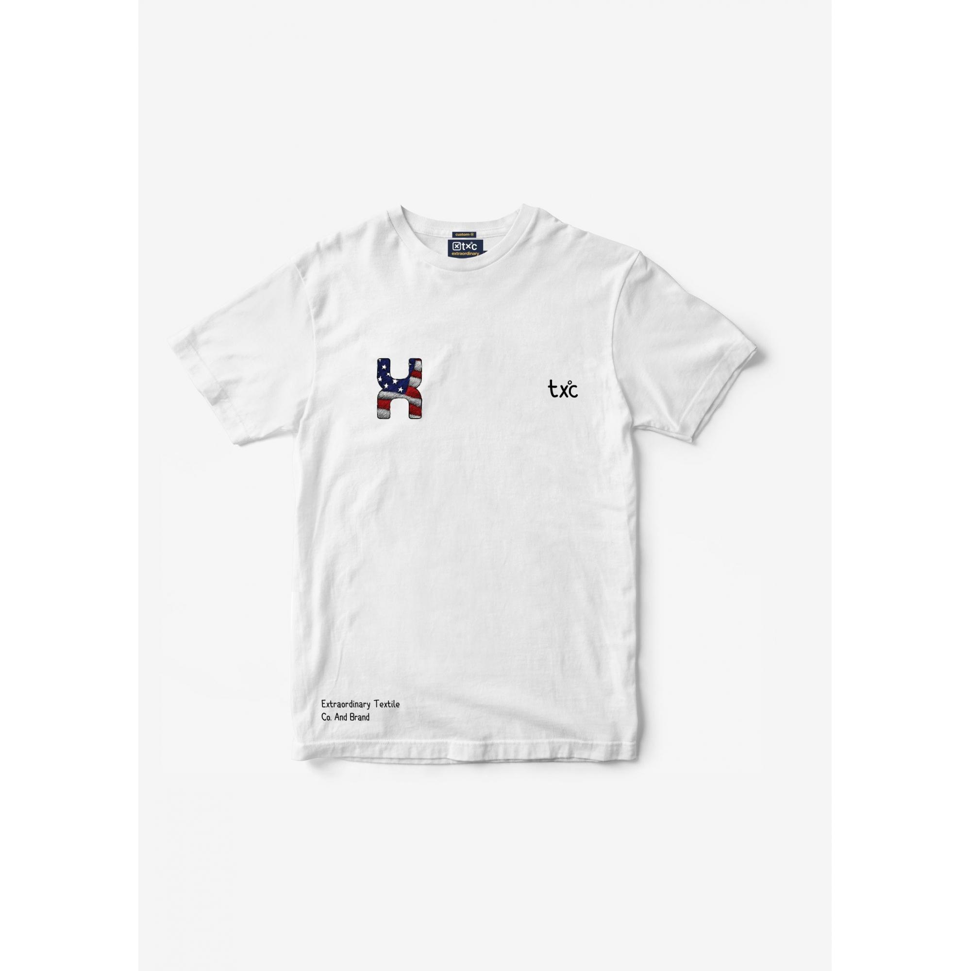 Camiseta TXC Brand 19408