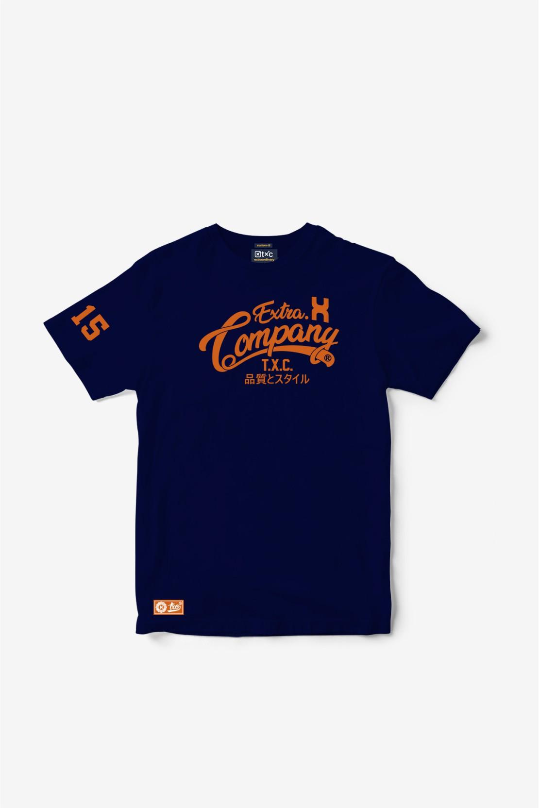 Camiseta TXC Brand 1947