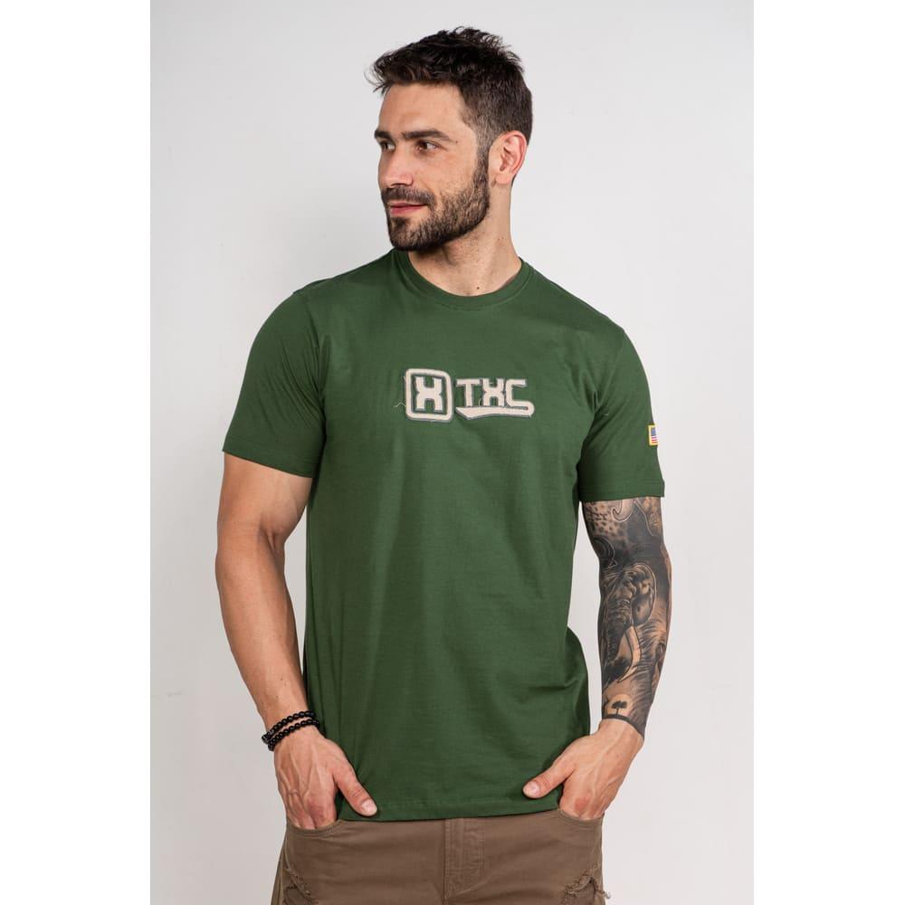 Camiseta TXC Brand 19699