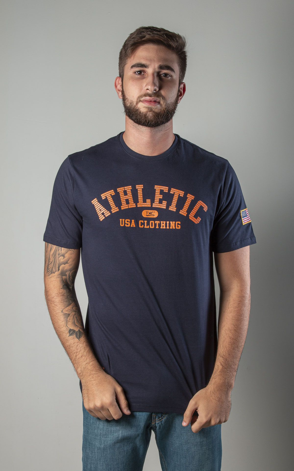 Camiseta TXC Brand 2001