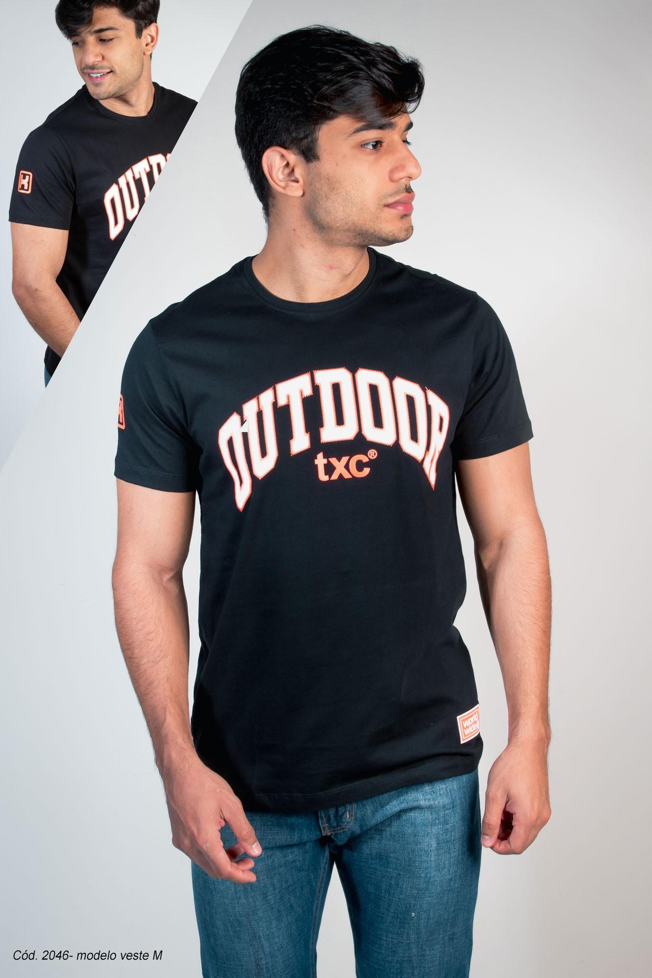 Camiseta TXC Brand 2046