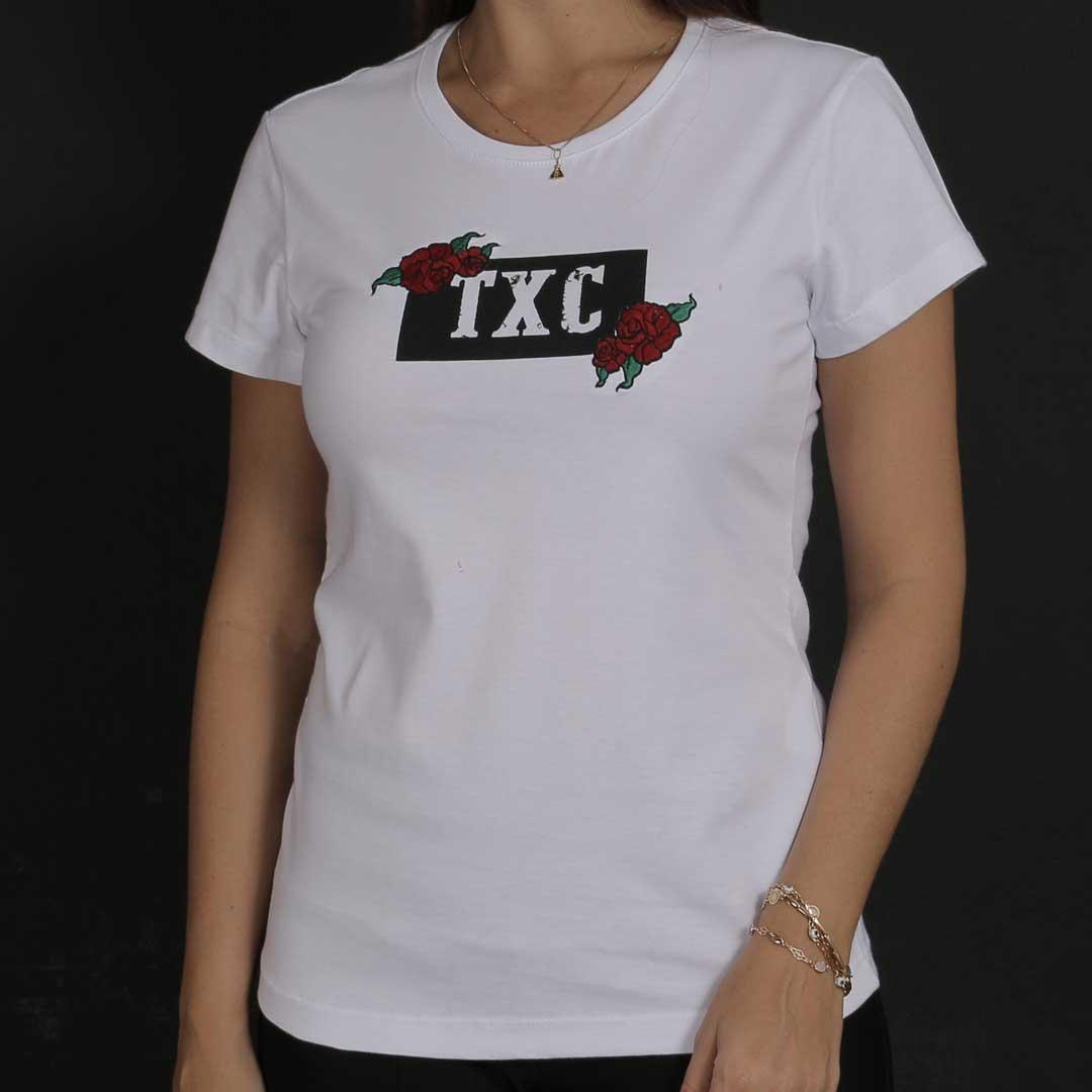 Camiseta TXC Brand 4129