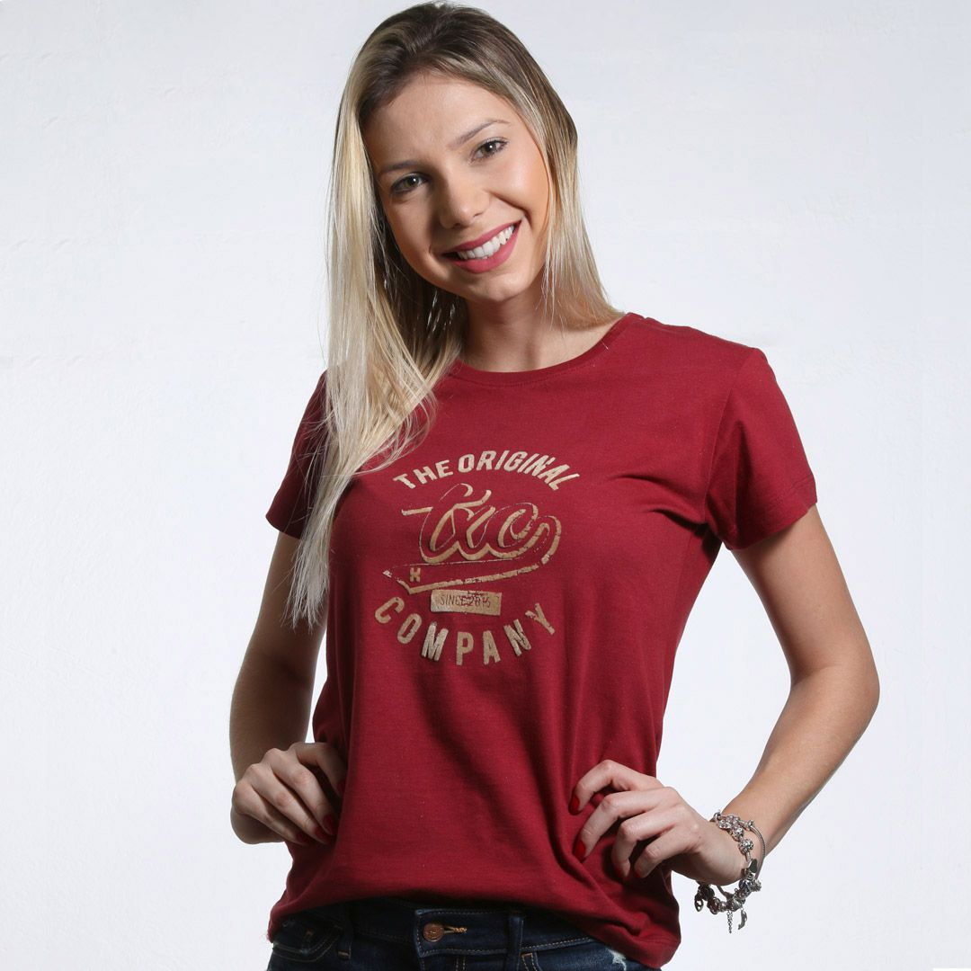 Camiseta TXC Brand 4220