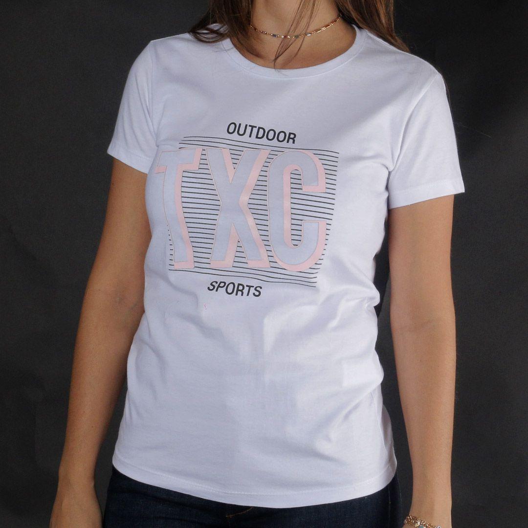 Camiseta TXC Brand 4224