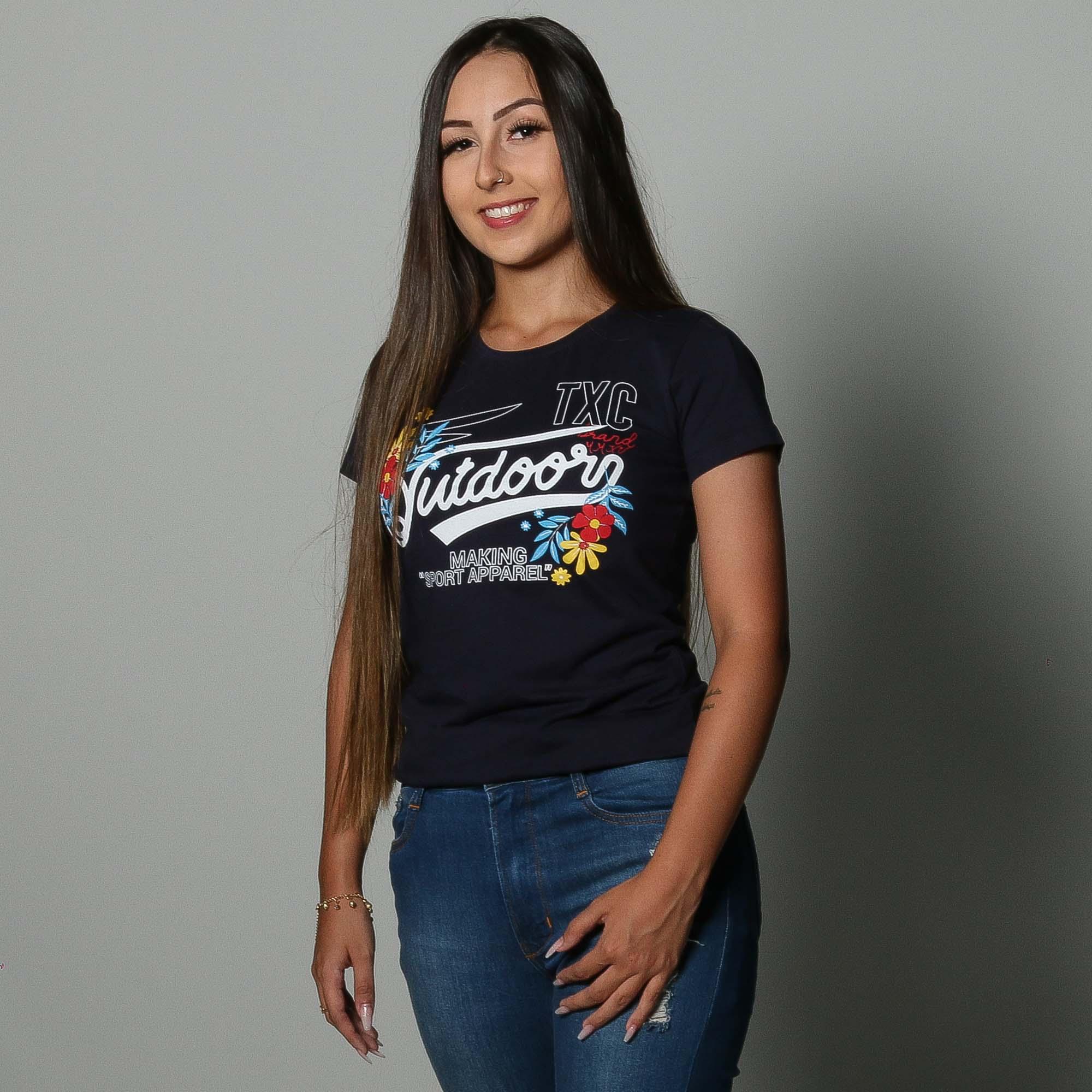 Camiseta TXC Brand 4238