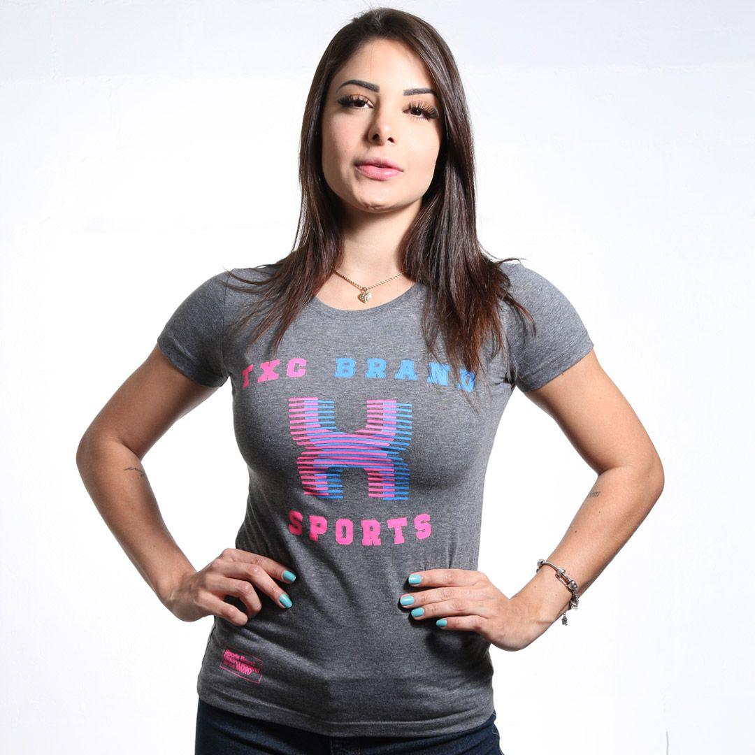 Camiseta TXC Brand 4284