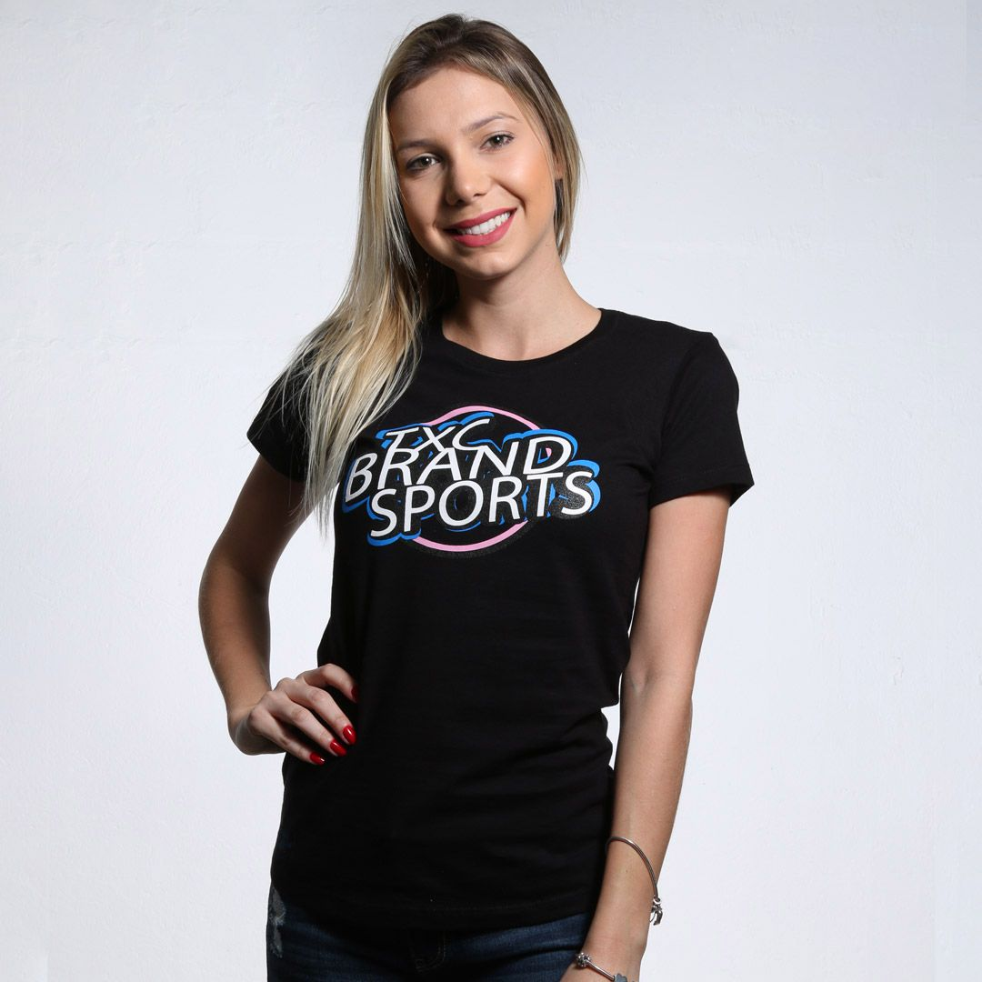 Camiseta TXC Brand 4289