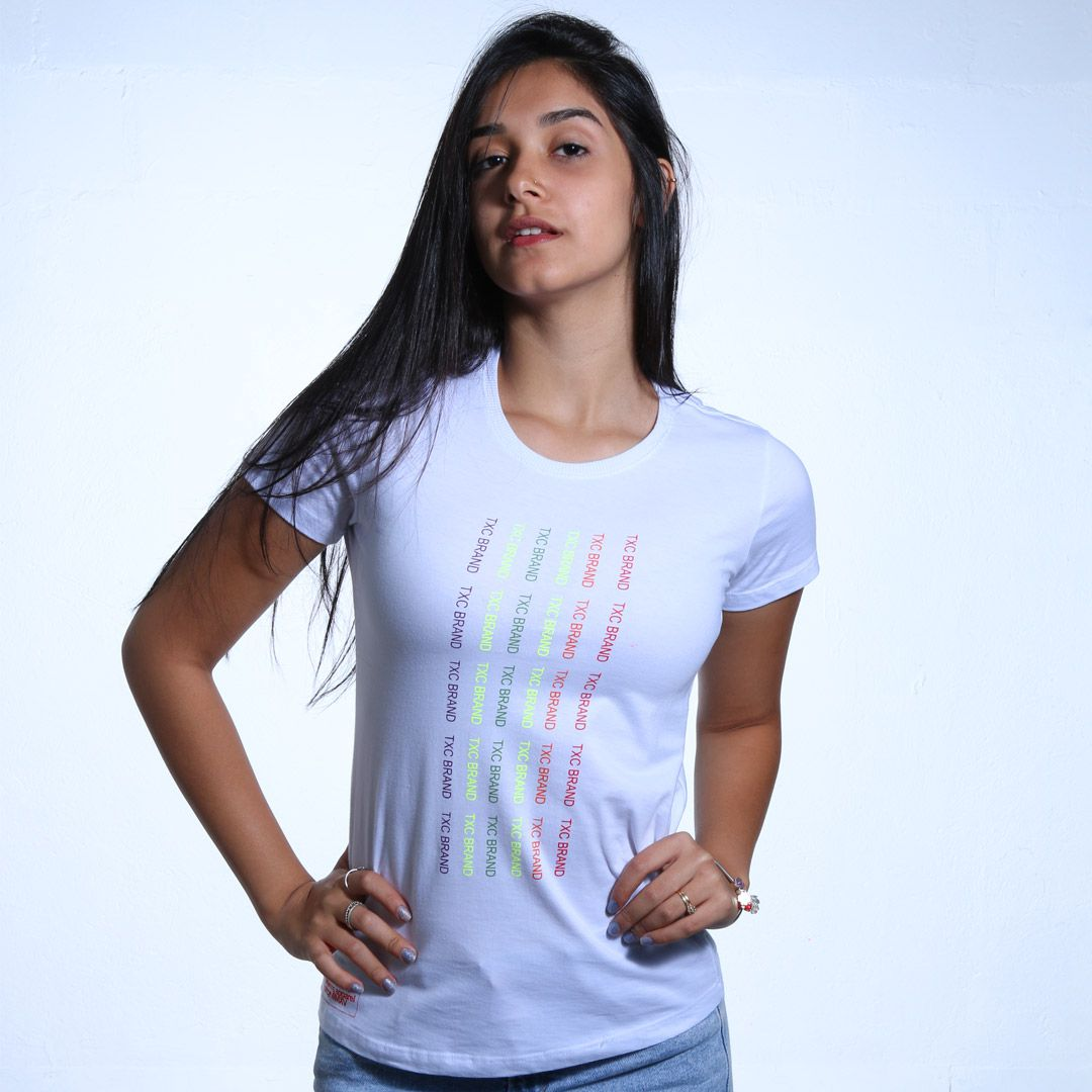 Camiseta TXC Brand 4297