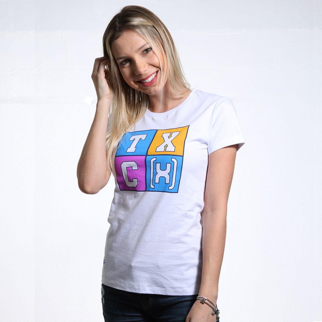 Camiseta TXC Brand 4301