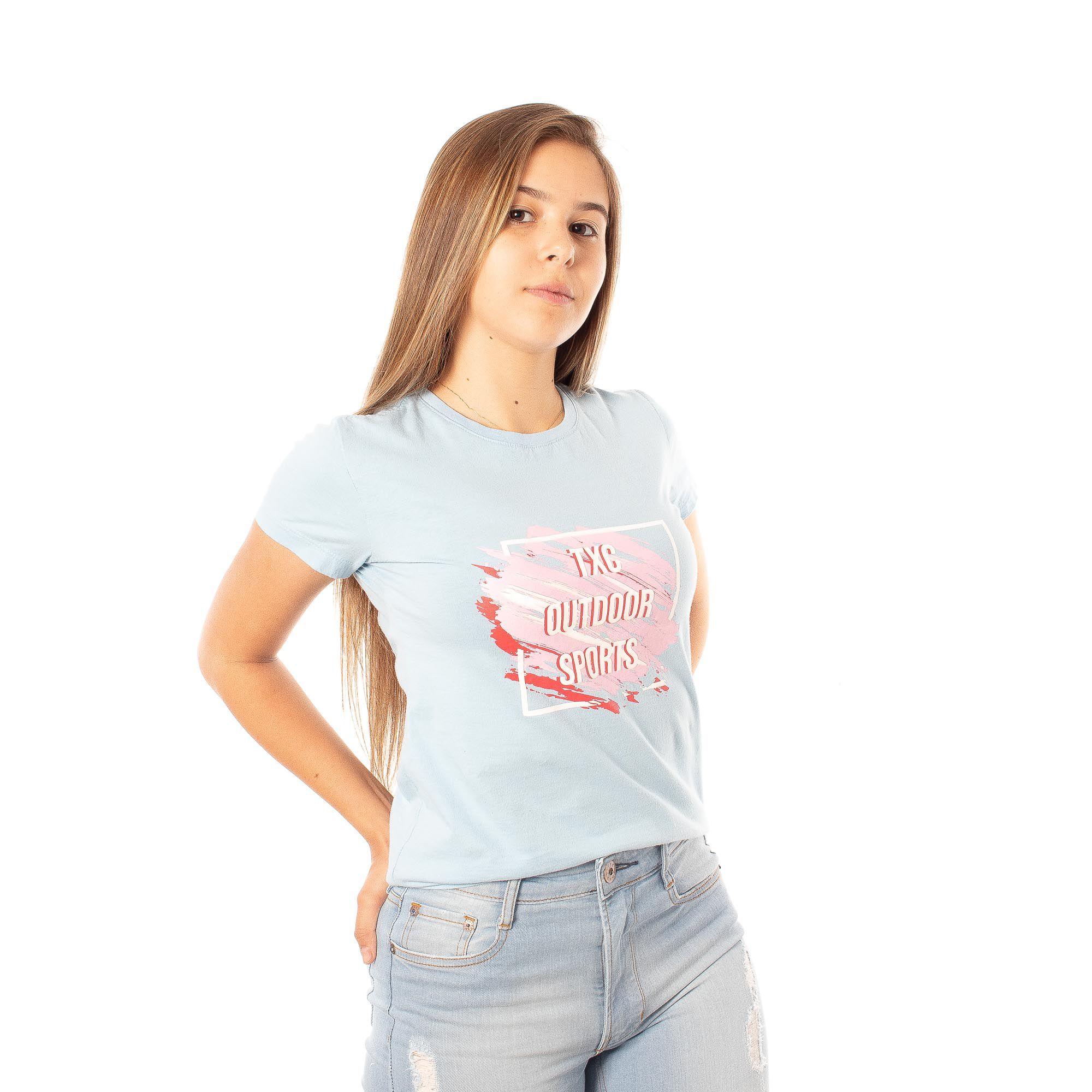 Camiseta TXC Brand 4306