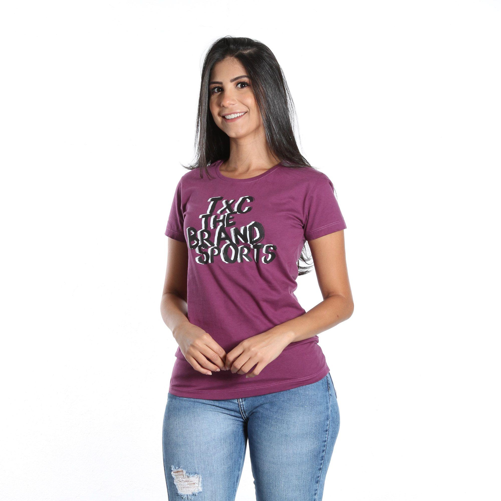 Camiseta TXC Brand 4322