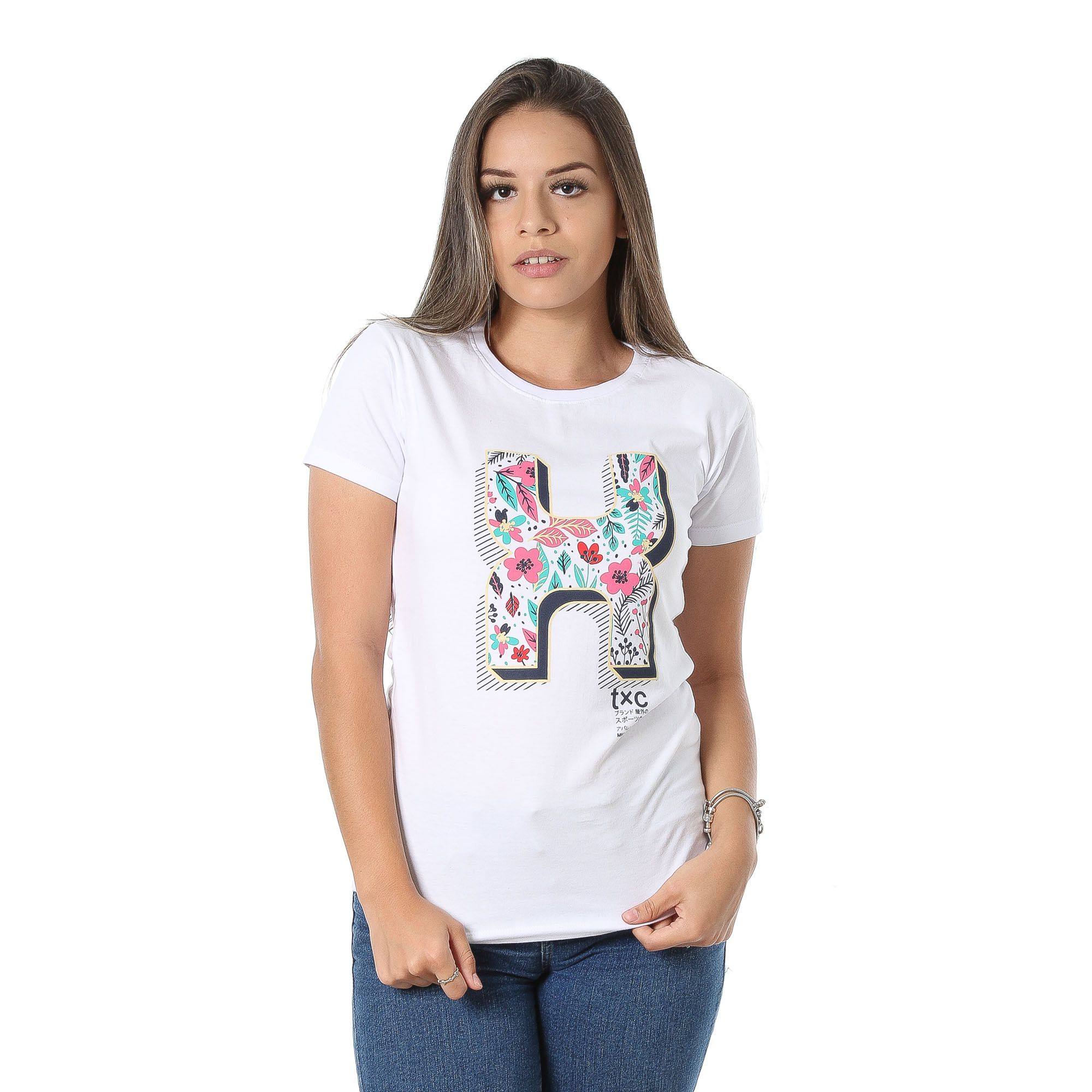 Camiseta TXC Brand 4343