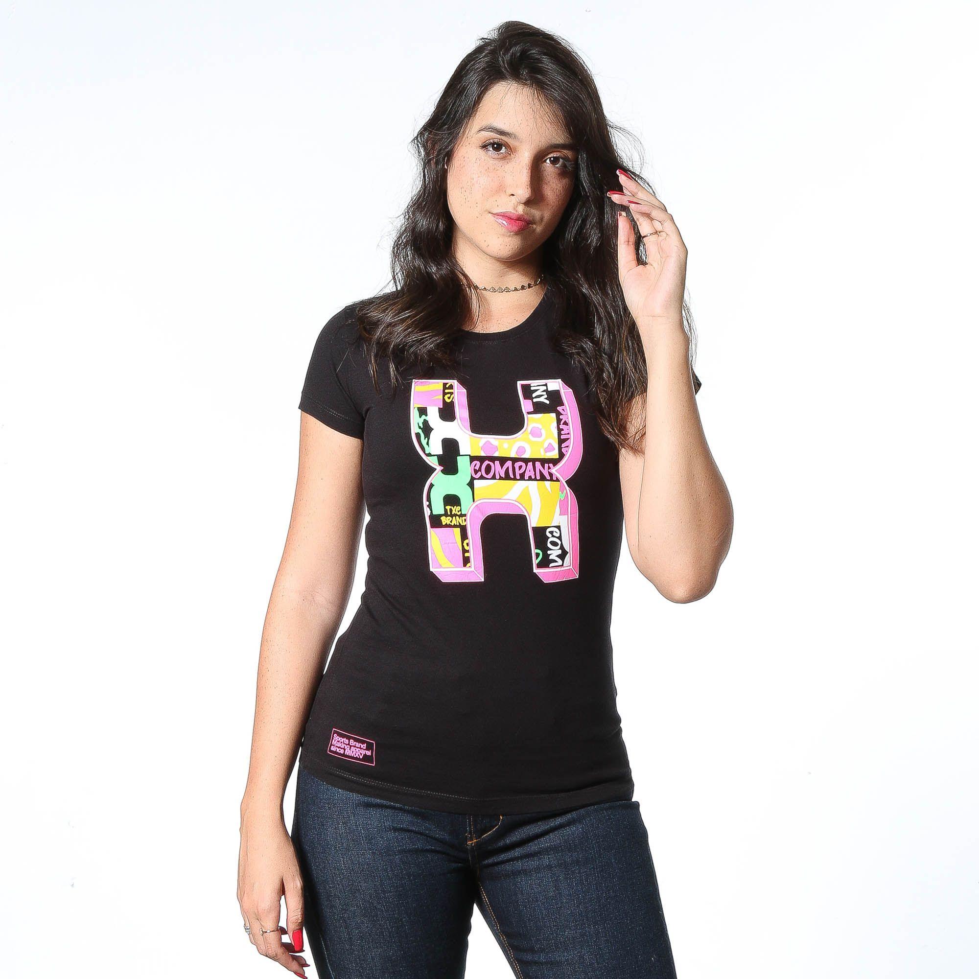 Camiseta TXC Brand 4344