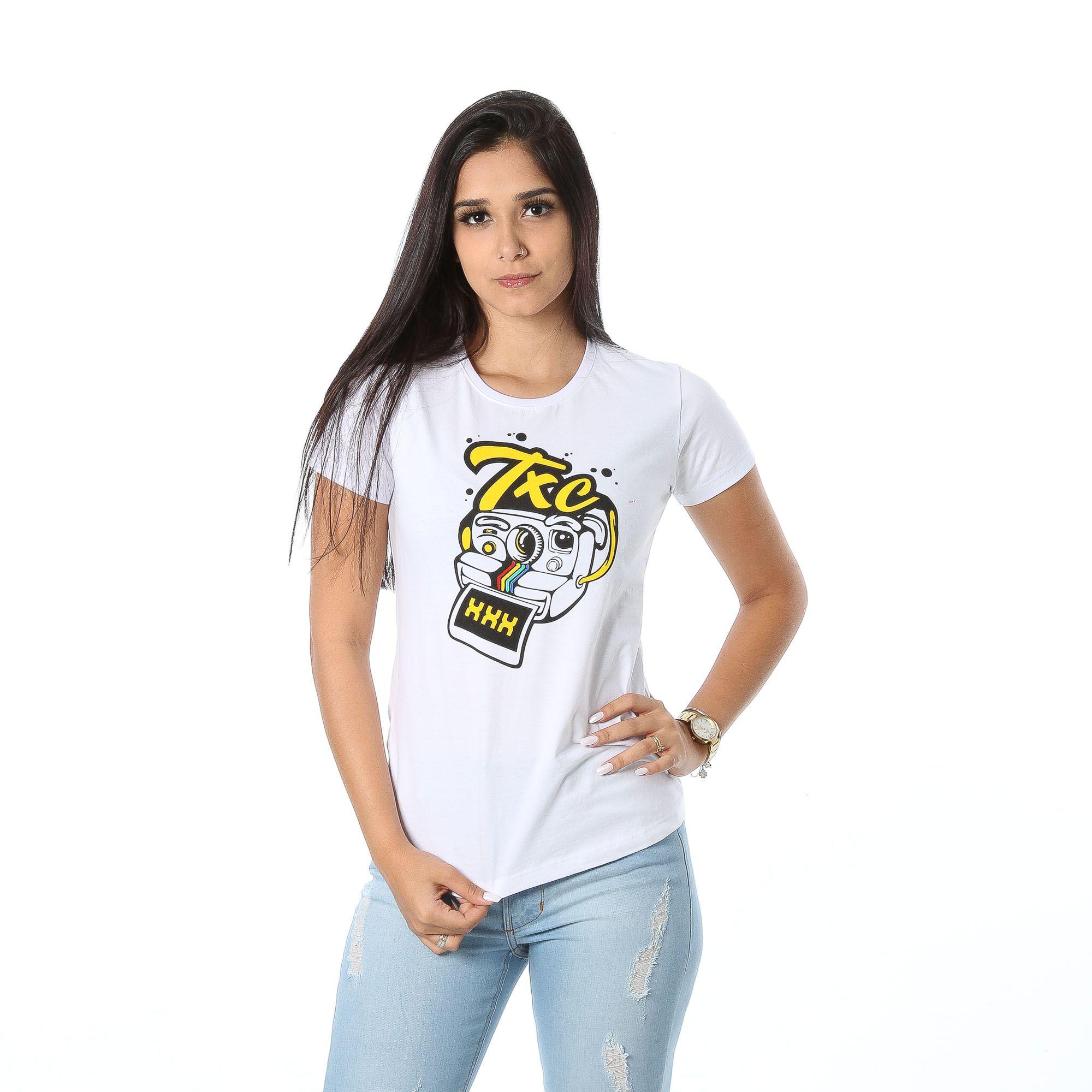 Camiseta TXC Brand 4356