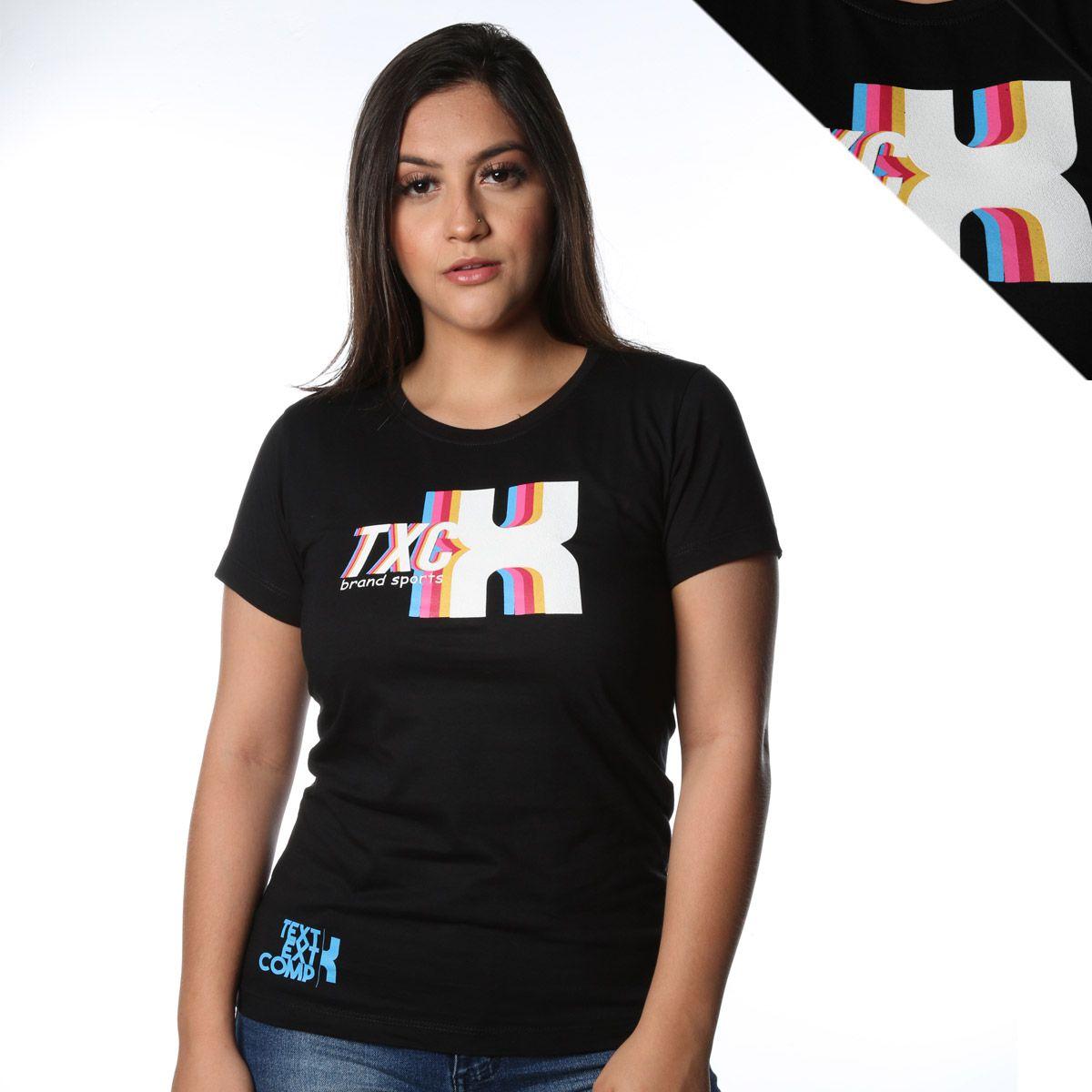 Camiseta TXC Brand 4500