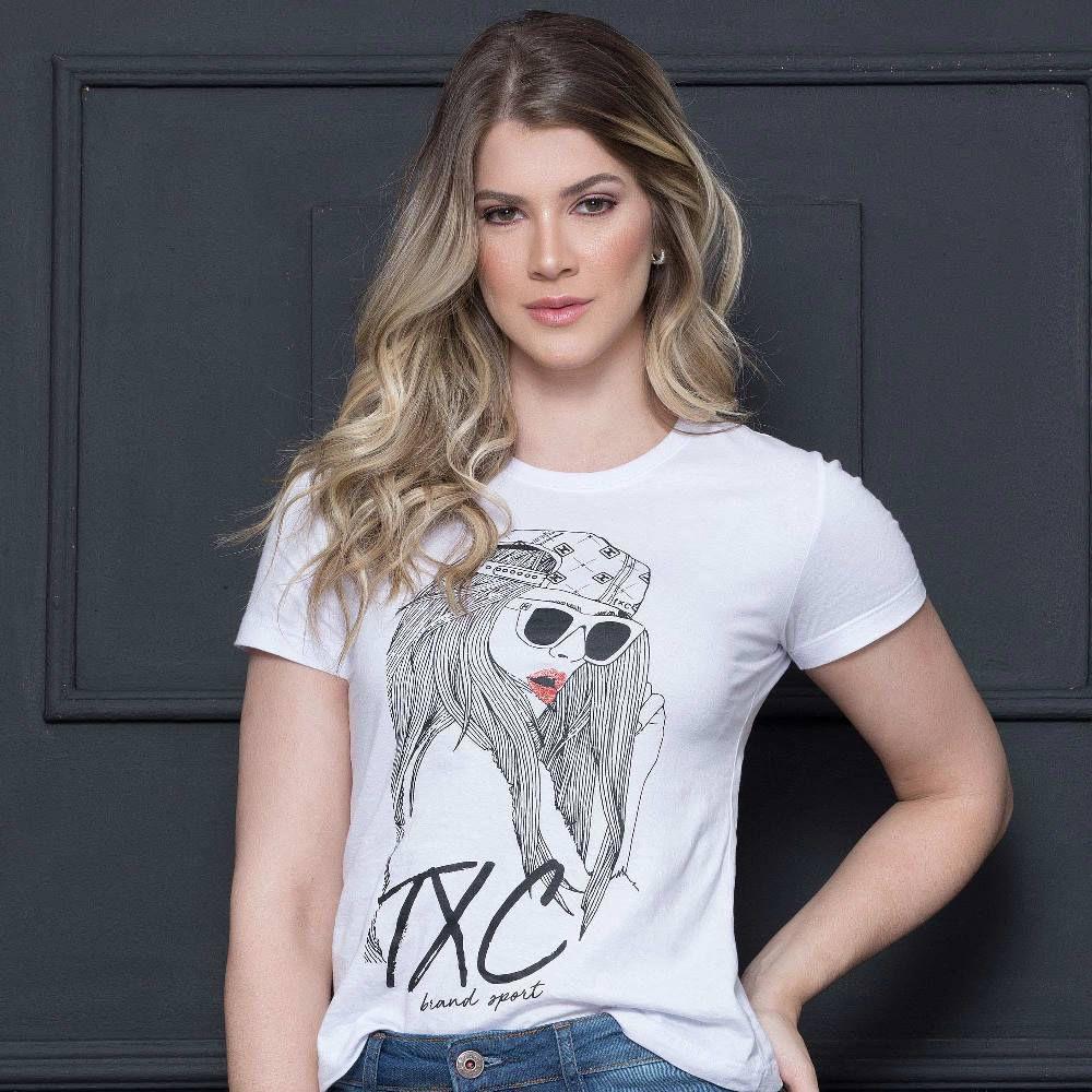 Camiseta TXC Brand 4502