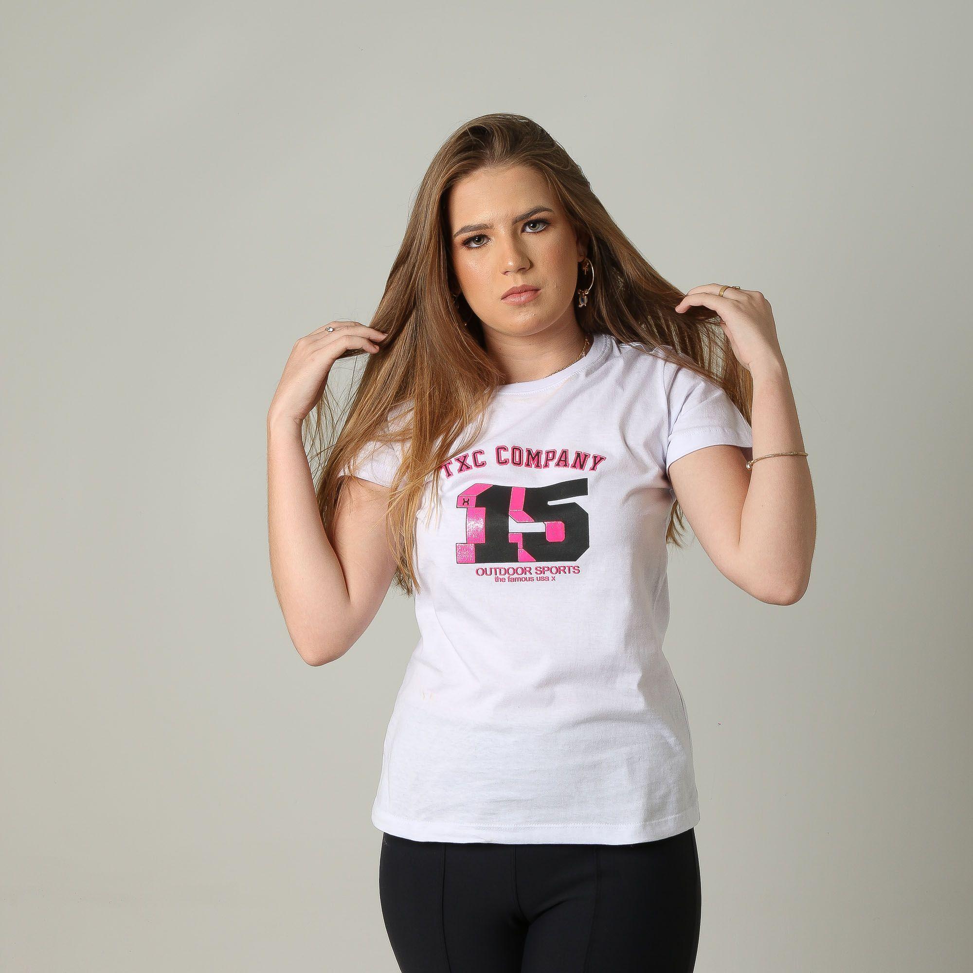 Camiseta TXC Brand 4507