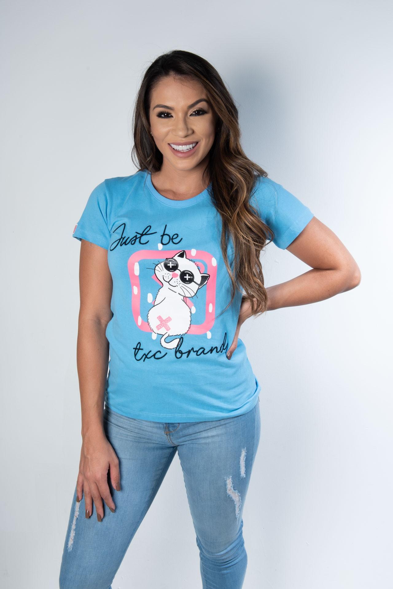Camiseta   TXC Brand 4649