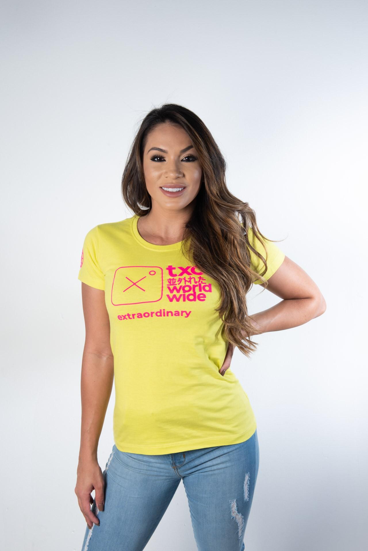 Camiseta TXC Brand 4709