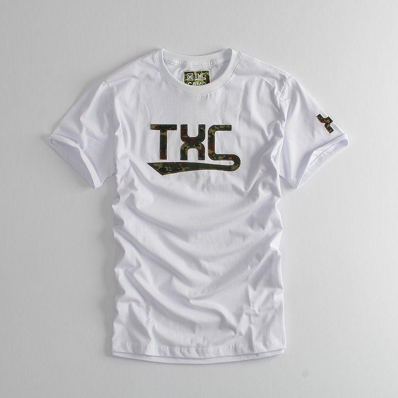 Camiseta  TXC Brand  branca 1212