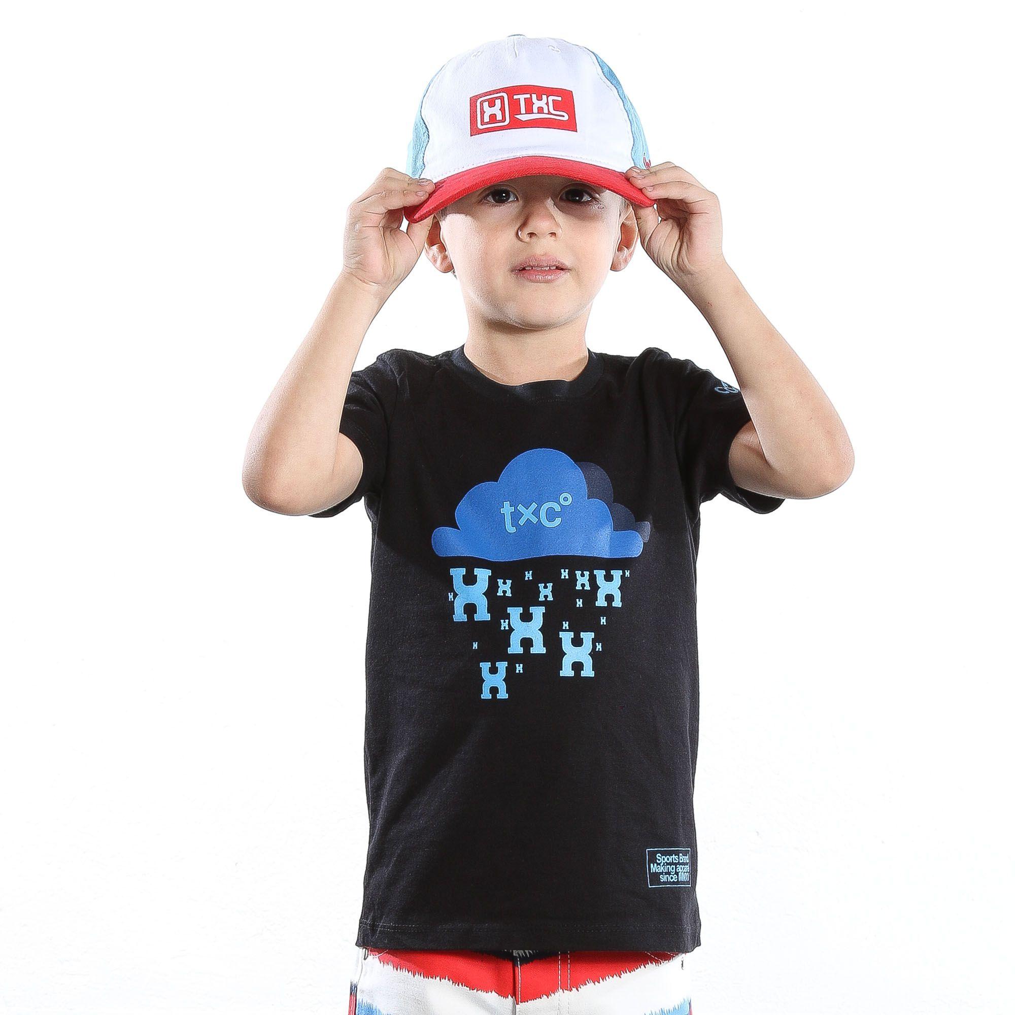Camiseta TXC Brand Infantil 14042