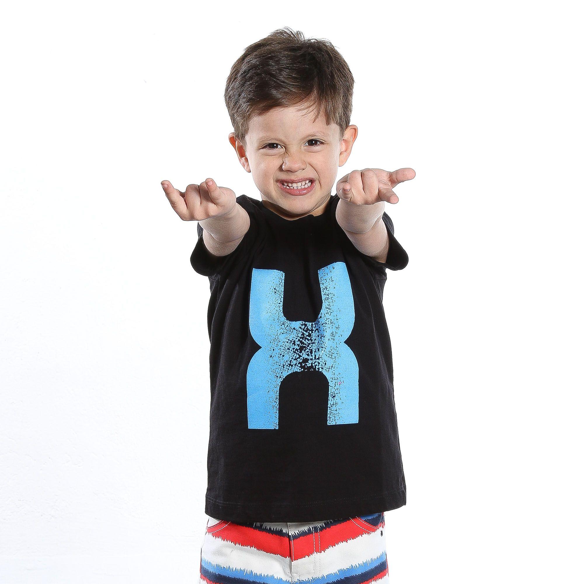 Camiseta TXC Brand Infantil 14051