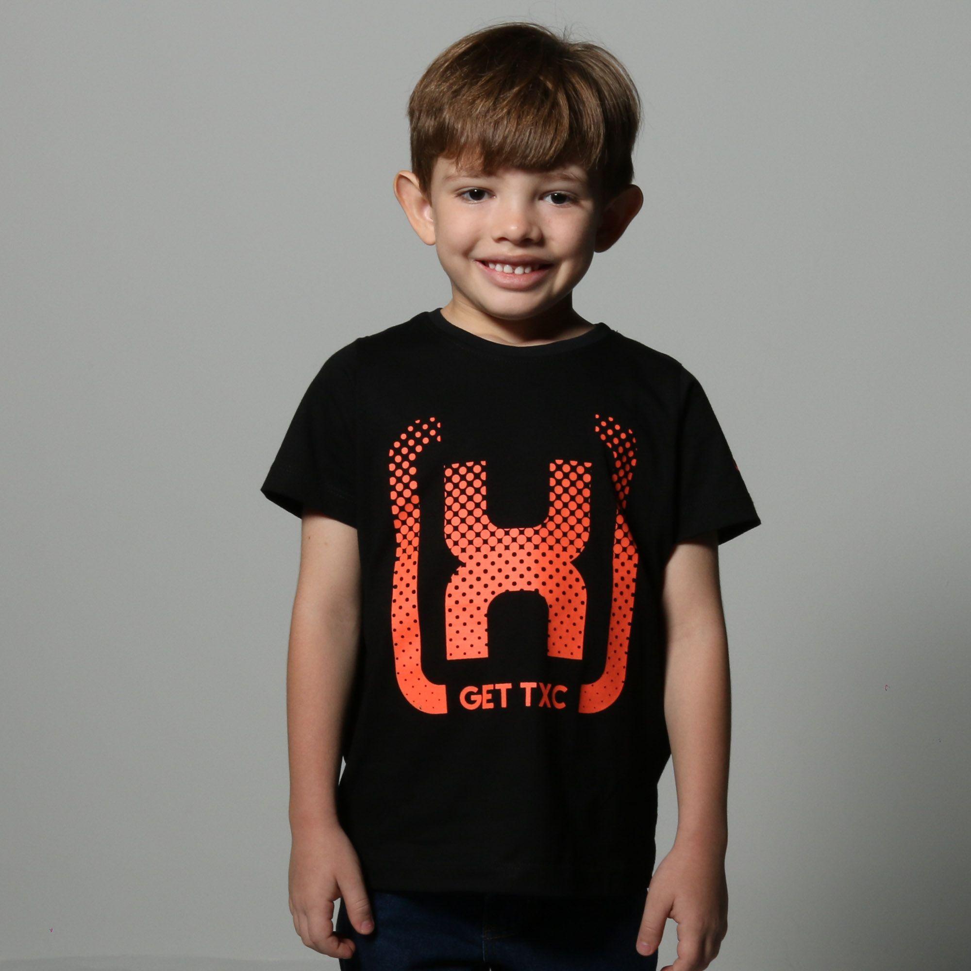 Camiseta TXC Brand Infantil 14061