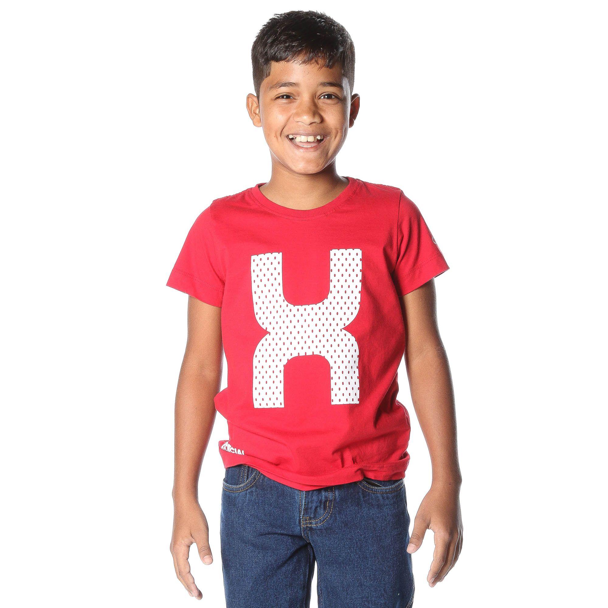 Camiseta TXC Brand Infantil 14066