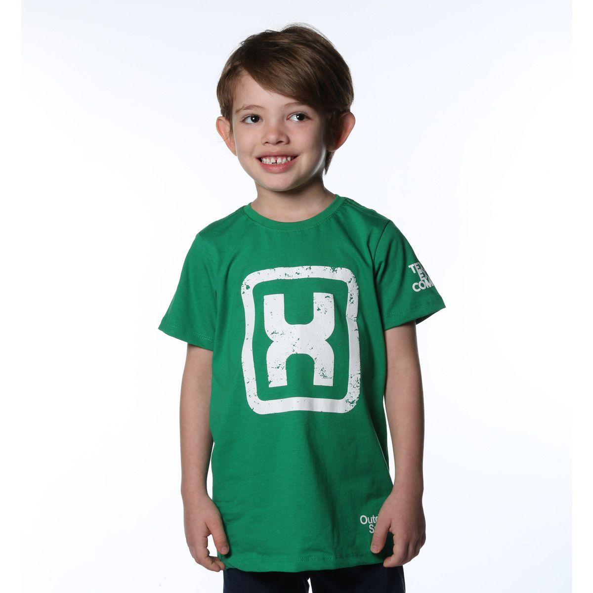 Camiseta TXC Brand Infantil 14069