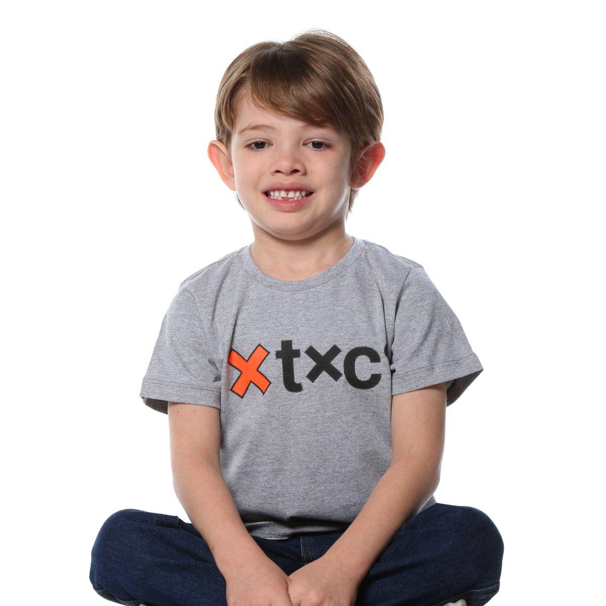 Camiseta TXC Brand Infantil 14072