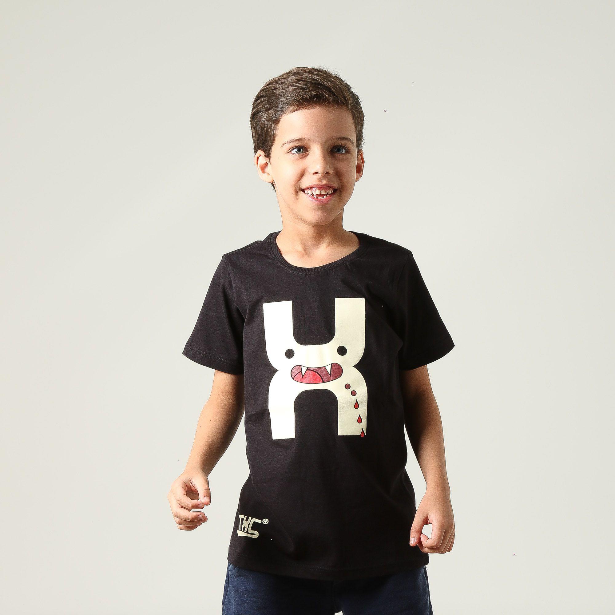 Camiseta TXC Brand Infantil 14085