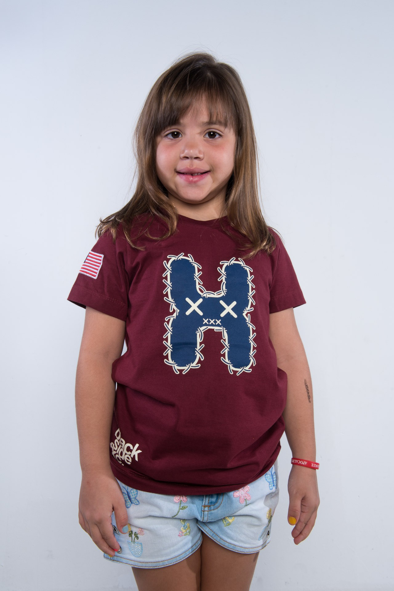 Camiseta TXC Brand Infantil 14107