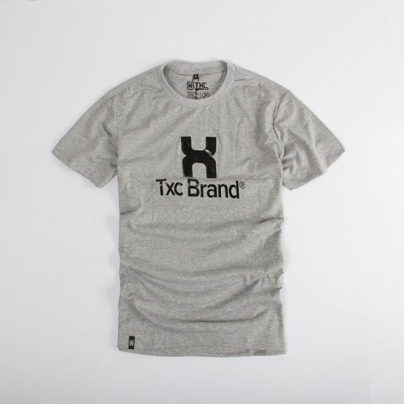 Camiseta  TXC Brand  mescla 1218R