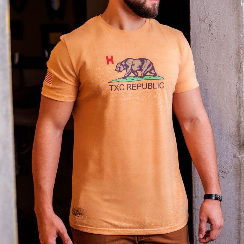 Camiseta TXC  Brand 1358