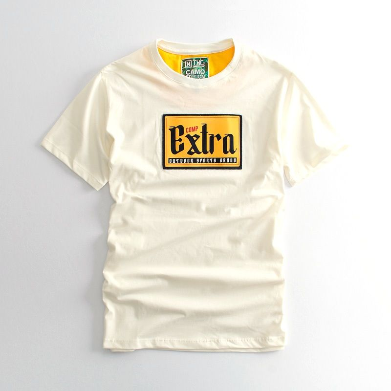 Camiseta  TXC Brand  off white 1195
