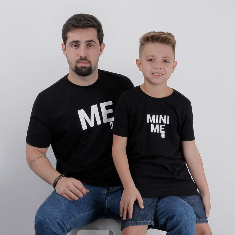 Camiseta  Adulto TXC Brand  Pai e Filho 002