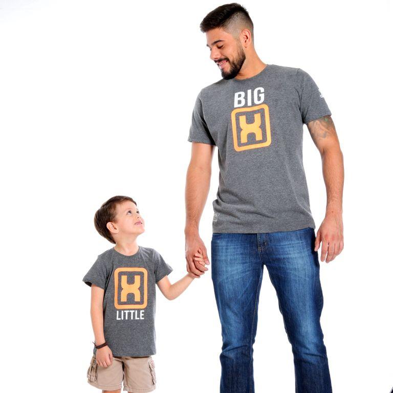 Camiseta TXC Brand Pai e Filho 1683