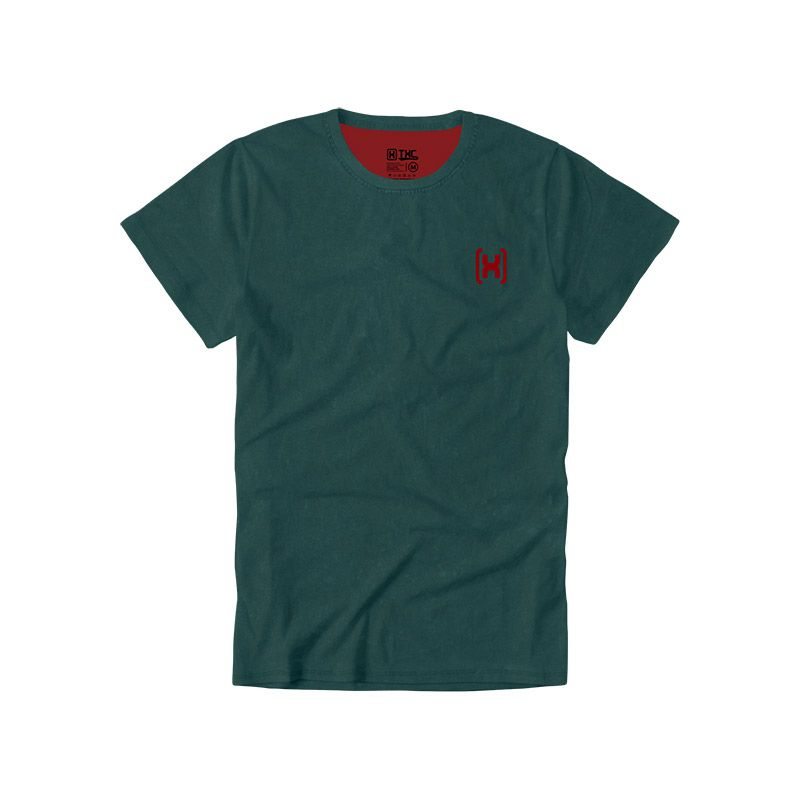 Camiseta  TXC Brand  petróleo 1187
