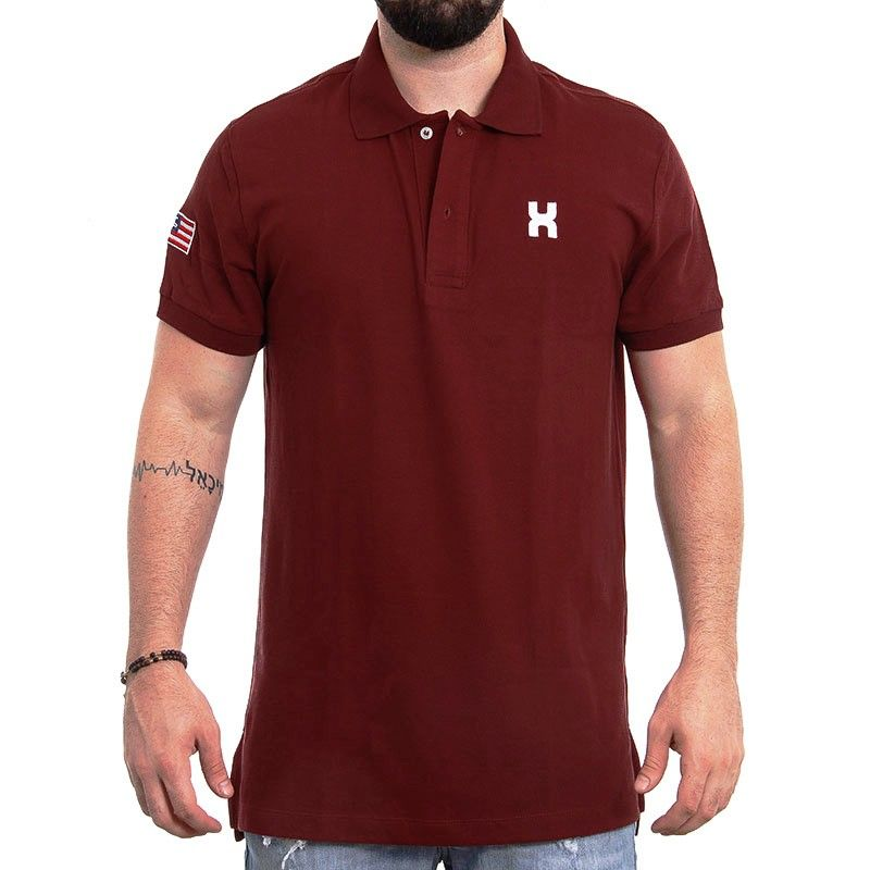 Camiseta TXC Brand Polo - 6021