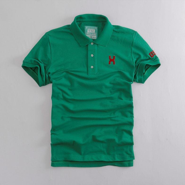 Camiseta TXC Brand Polo 6036