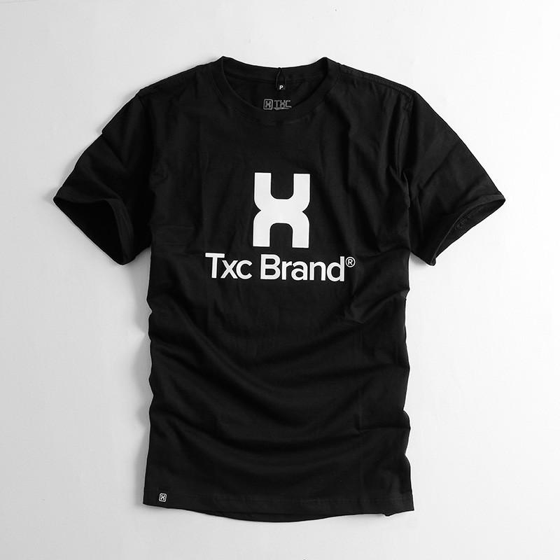 Camiseta  TXC Brand  preta 1216