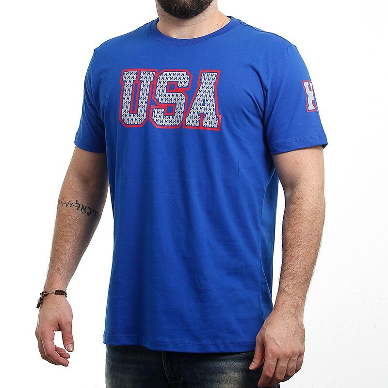Camiseta  TXC Brand  royal 1200