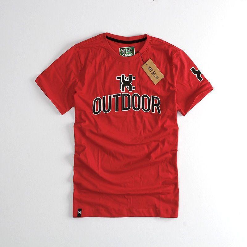 Camiseta  TXC Brand  vermelha 1203